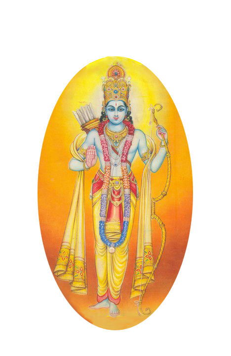 Shri Rama, the prince of Ayodhya