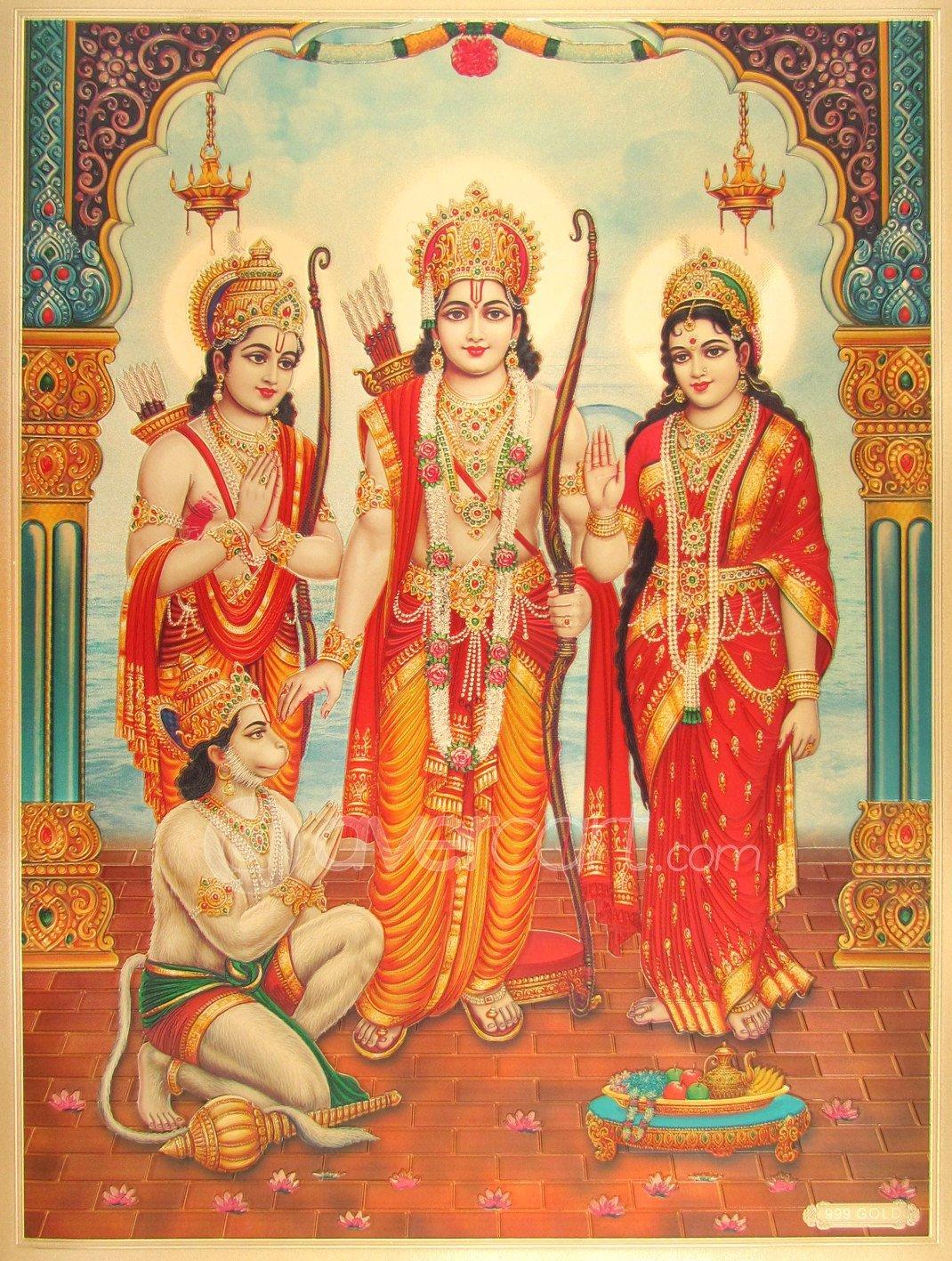 Good Wallpaper Lord Ram Darbar - sri-ram-darbar-vintage  Best Photo Reference_47585.jpg